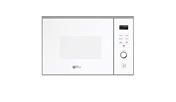 Microondas Encastrable Blanco EMEGW20L 20 litros 5 niveles de ...