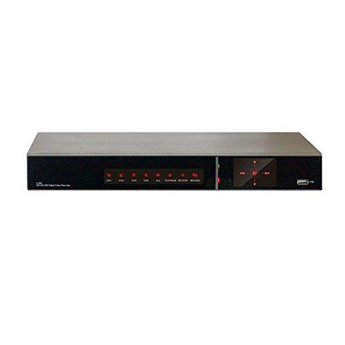 GW Security Inc GW1004HDSDI HD-SDI High Definition 4 Chan...