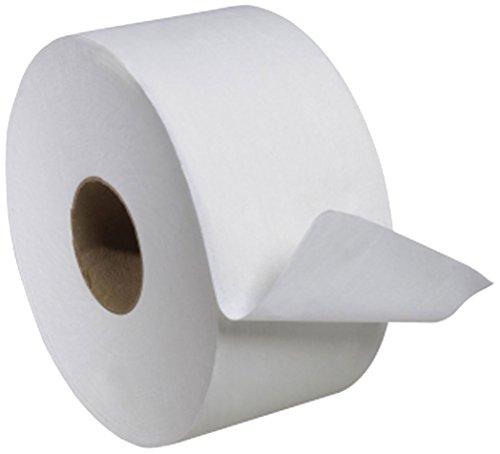 Tork 120246 Advanced Mini-Jumbo 2-Ply Bath Tissue, (Toilet Tissue Mini)