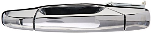 Depo 332-50027-212 Rear Driver Side Exterior Door Handle (Radiator Replacement Escalade Cadillac)