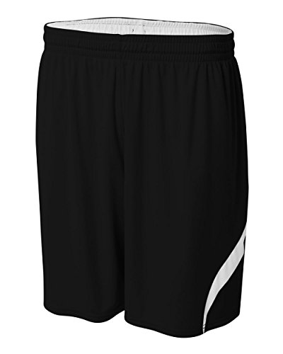 (Black/White Youth Small Reversible 9