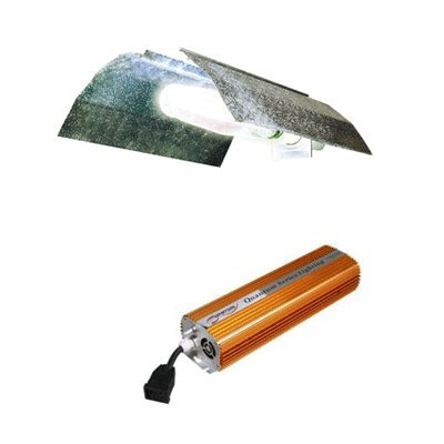 Hydrofarm Wing Reflector & Quantum Dimmable Digital Ballast
