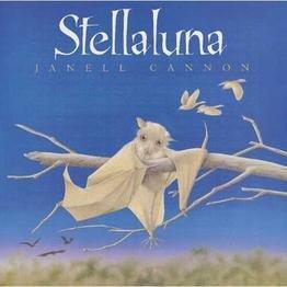 Peterson Books Stellaluna - Hard Cover - PB0152802177