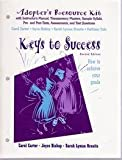 Keys to Success, Gary W. Carter, 0138828385