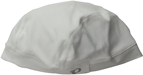 Pearl iZUMi Transfer Lite Skull Cap, White, One ()