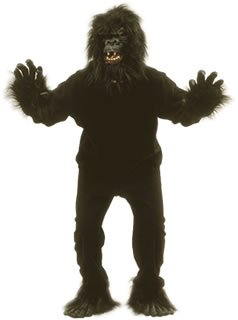 Animal Costume: Gorilla Suit - Adult by Bristol Novelties