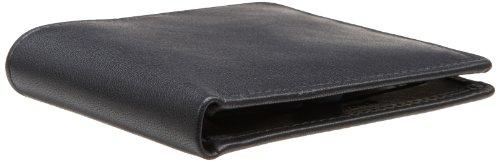 en venta e1a1a 0877c Perry Ellis Men's Gramercy Slimfold Wallet, Black, One Size ...