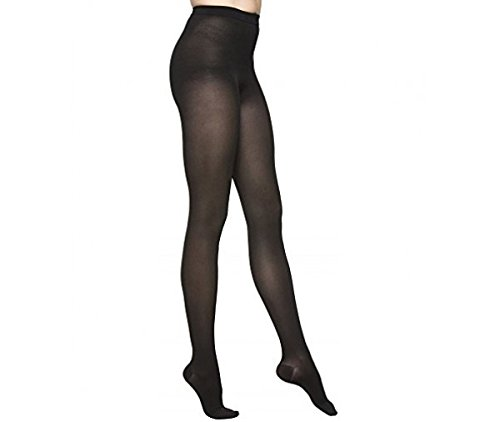 9ef4ae2ef Geeta Laxmi Women s Stocking Panty Hose Black  Amazon.in  Clothing    Accessories
