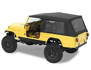 Bestop 5460815 Jeep Accessories - Bestop - SUPERTOP REPLACEMENT SKINS, (Doors not included)Kit Includes Tinted Windows (Skin Supertop Replacement)