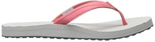 Columbia Women's Sorrento Flip Athletic Sandal Wild Salmon/Whale XmOBX6q7