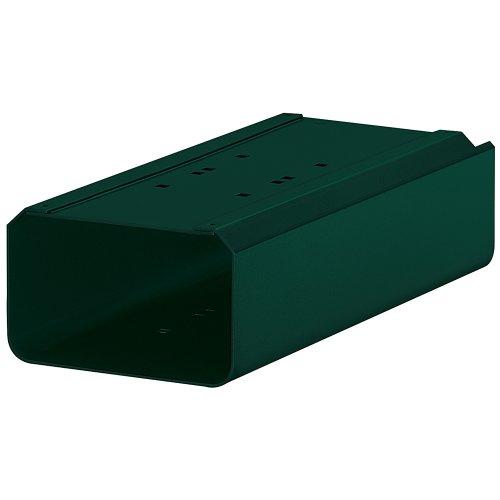 Green Newspaper Holder (Salsbury Industries 4815GRN 4800 Series Newspaper Holders, Green Finish)