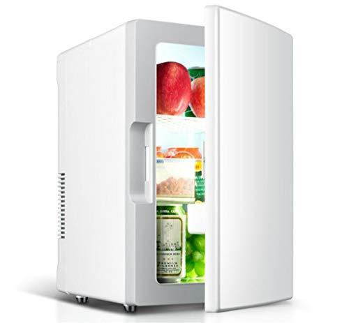 DFJU Portable car refrigerator 18L/electronic cold and warm box/student dormitory mini refrigerator, home and car dual…