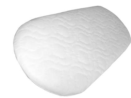 Colchón (Moisés de espuma 89 x 38 x 5 cm