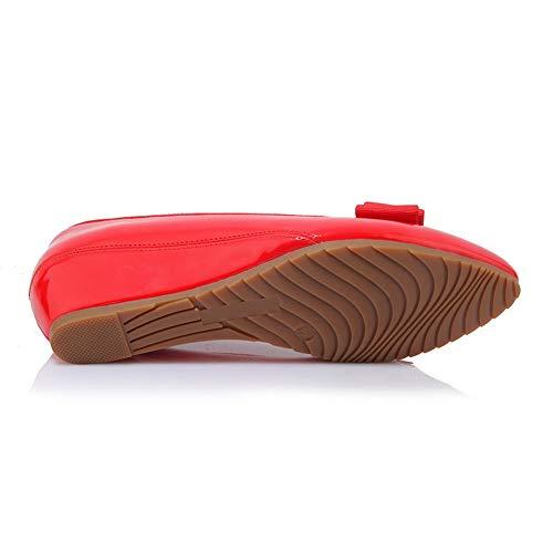 Sandales Compensées Red 36 Rouge 5 AN Femme DGU00735 ZgE5wZxP
