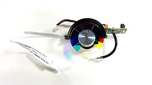 OEM NEC Color Wheel w/PWC-4738C Sensor Board for NP216 V260X Projector