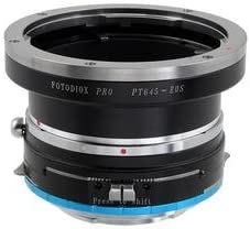 Fotodiox Pro Combo Shift Lens Adapter Kit Compatible with Pentax 645 Lenses to Sony E-Mount Cameras