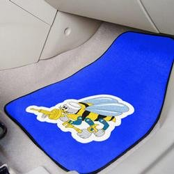 Navy SeaBees Carpet Car Mat by Sports Licensing Solutions