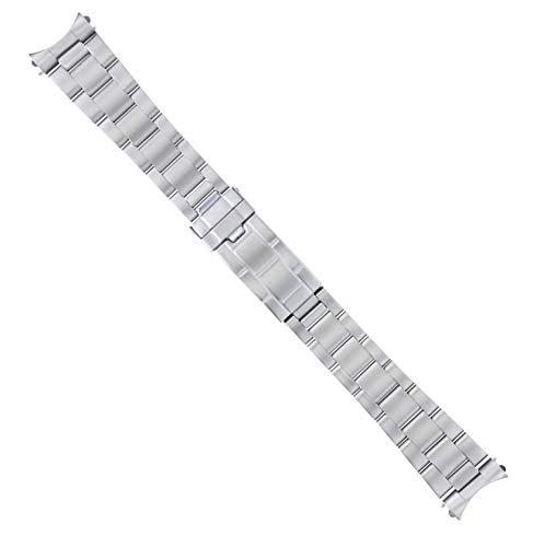 Oyster Band Bracelet for Rolex SEA Dweller 16660,16600 20MM FLIP Lock S/Steel