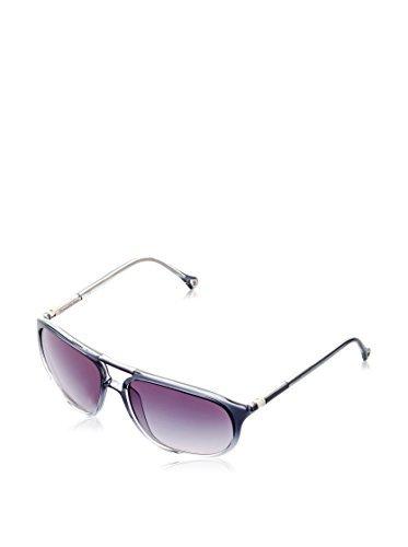 Ermenegildo Zegna SZ3511V 0G46 Sunglasses, Dark Gray Frame, Gray 59mm - Zegna For Men