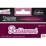 Engagement Retirement Special Word Set Britannia Dies