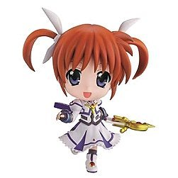 What lottery premium Magical Girl Lyrical Nanoha the most Its a high-character town N first bullet G award matter The MOVIE 2nd As is (japan import)