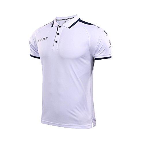 KELME Short Sleeve Polo - Polo M/C Hombre: Amazon.es: Deportes y ...