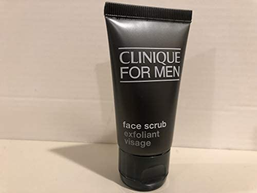 Clinique Skin Supplies For Men Face Scrub Exfoliant Visage 30ml 1 0 Oz Buy Online At Best Price In Uae Amazon Ae