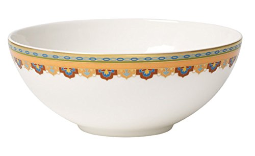 (Villeroy & Boch Samarkand Mandarin Individual Bowl, Multi-Coloured)