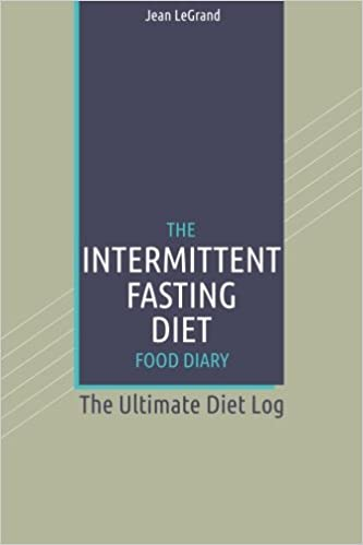 amazon the intermittent fasting diet food diary the ultimate diet