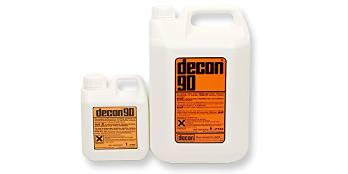 Decon 90 - cleaning agent for laboratory, medical and industrial applications - 5 Litre by Decon Labs