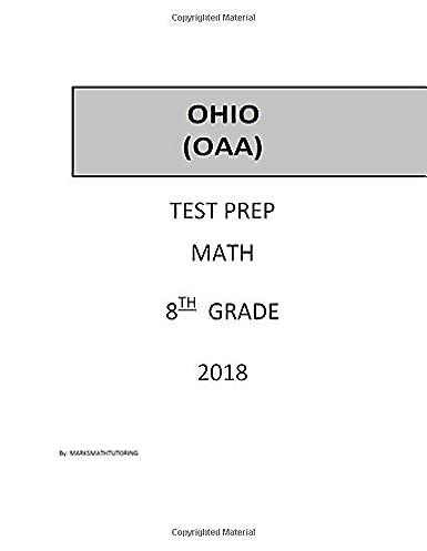 Oaa 4th Grade Study Guide Ohio Online User Manual