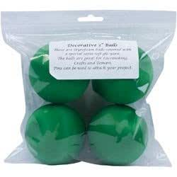 Image Result For Satin Christmas Balls Craft Supplies