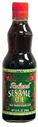 Oil Sesame Pure - 12 oz. Jar