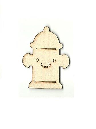 Cut Wood Sign Forma de madera ignífuga hidratante, corte láser, forma de madera inacabada