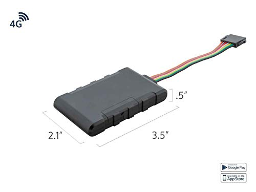 4G Livewire 4 Cellular Wired Vehicle GPS Tracking ()