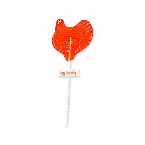 Melville Candy Lollipops, Turkey, 1.2-Ounce Lollipops (Pack of -