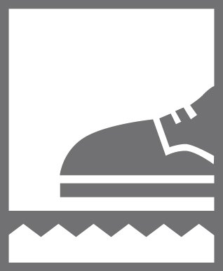Saphir Läufer Col. 10 10 10 rot meliert Schmutzfangläufer, Eingangsläufer Meterware nach Maß 120 cm breit Teppich Brücke Flur in vielen Längen und Breiten lieferbar, rutschfest, hohe Schmutzaufnahme, saugfähig und Fußbo 4303f7