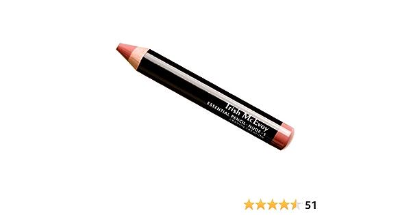 Plum Brown 0.050oz Trish McEvoy Multi Function Essential Lip Pencil 1.44ml