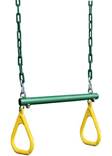 Amazoncom Bucket Toddler Swing With Chains Toys Games - Creative door chain that is really safe