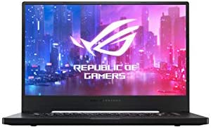 Asus Rog Zephyrus G Ga502du Al025t Ryzen 7 3750h 16gb 512gb Ssd 15 6 Inch 120hz Gtx 1660ti 6gb Windows 10 Home Gaming Laptop Amazon Co Uk Computers Accessories