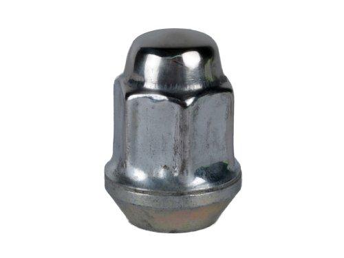 Jeep Stainless Steel Lug Nut Single 1/2