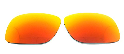 Polarized Replacement Lenses for Oakley Holbrook Sunglasses (Fire Red) - Holbrook Polarized