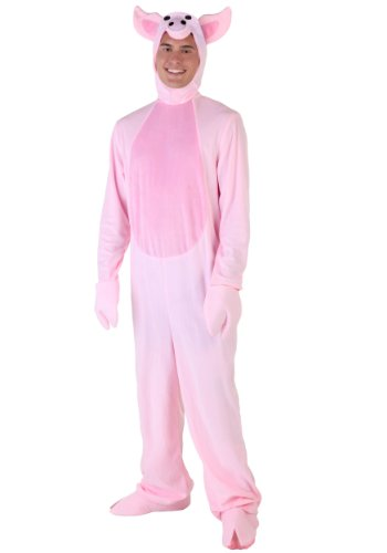 Adult Pig Costume X-Large