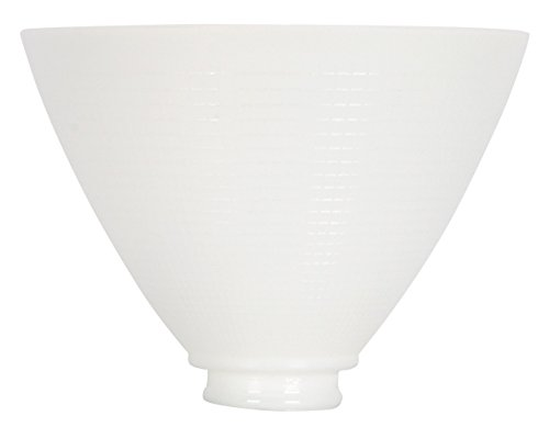 Upgradelights 10 Inch IES Glass Replacement Lamp Shade