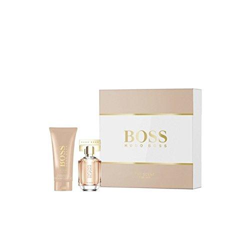 Hugo Boss The Scent For Her Giftset Edp Spray 30ml/Body Lotion 100ml 8005610517469
