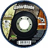 Gator Finishing 9716 60 Grit Aluminum Oxide