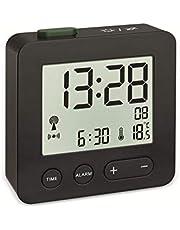TFA Dostmann 60.2545.01 digital radio väckarklocka