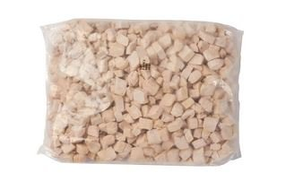 Harvestland All Natural Diced White Meat Chicken, 5 lb, (2 per case)
