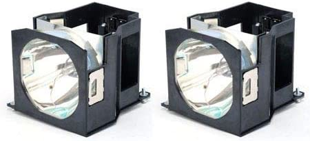 Replacement for Panasonic Etlad7500w Lamp /& Housing Projector Tv Lamp Bulb by Technical Precision