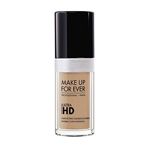 MAKE UP FOR EVER Ultra HD Invisible Cover Foundation 127 = Y335 - Dark Sand by Make Up Forever